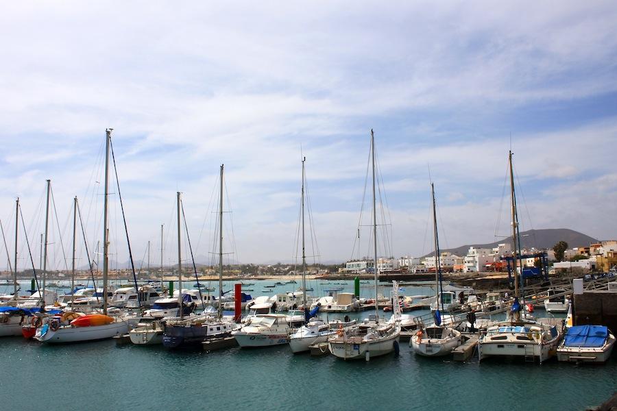 Traghetto Fuerteventura Marocco