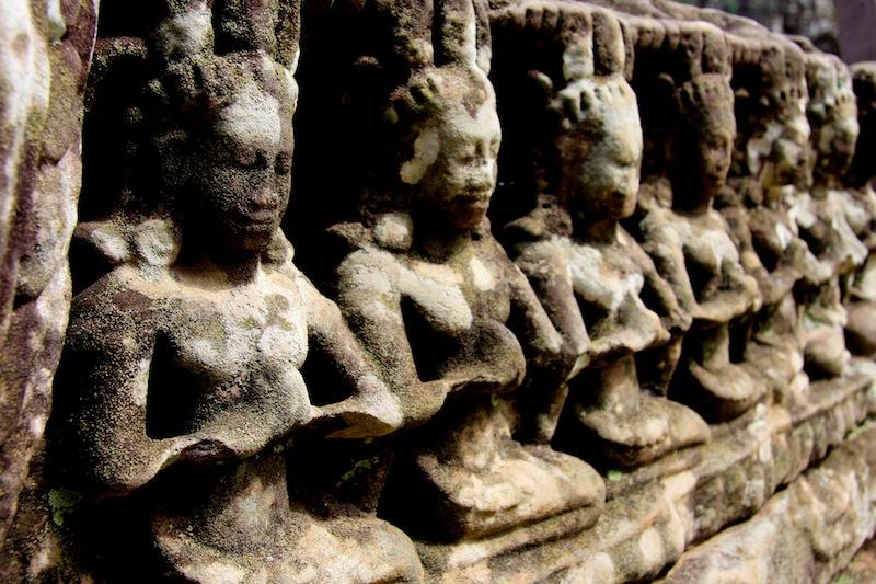 Siam Reap e l'Angkor Wat