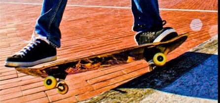 Skate a Torino di Sangro